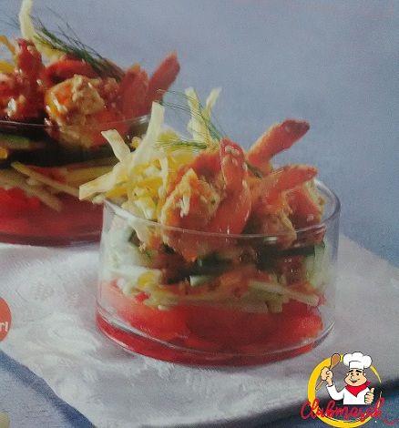 Resep Salad Udang Ala Thai, Resep Masakan Sehari-Hari Dirumah, Club Masak