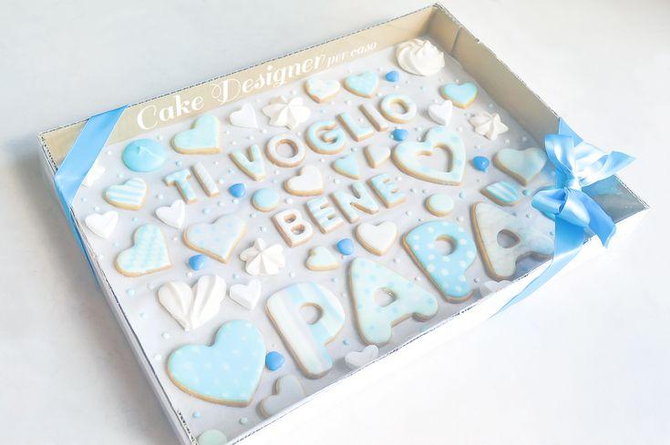 [Cake Designer per caso] Cookies Gift Box