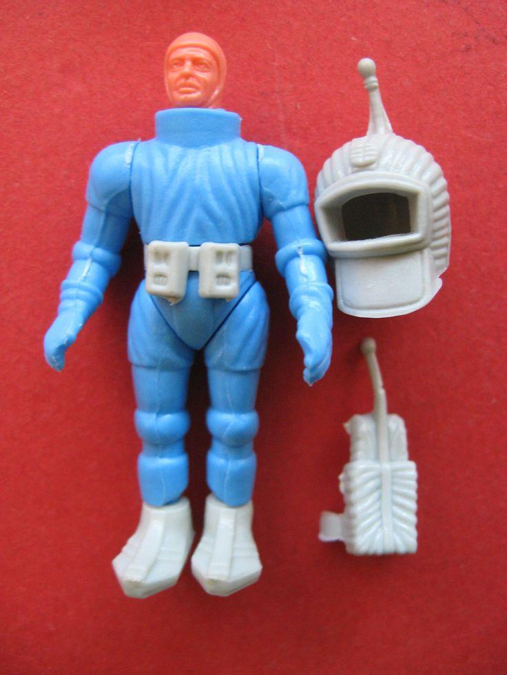 K91 Astronauta Azzurro Chiaro 1 Antenna RP 13 Componibile | eBay