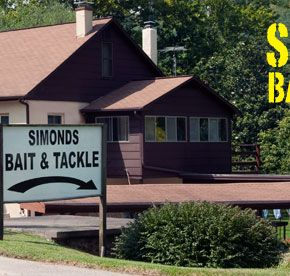 Live Bait, Fishing Tackle, NC Fishing License - Bryson City North Carolina: Located on the Tuckaseigee River. Live bait: shinners, trout fingerlings (seasonally), nightcrawlers, wax worms, meal worms, and crickets. Complete line of tackle for lake, river, and fly fishing. Locally hand tied flies. Single hook lures for the Great Smoky Mountain National Park.Fishing license. On site taxidermy (fish only). Open year round.