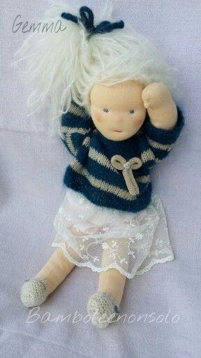Little pretty girl Gemma