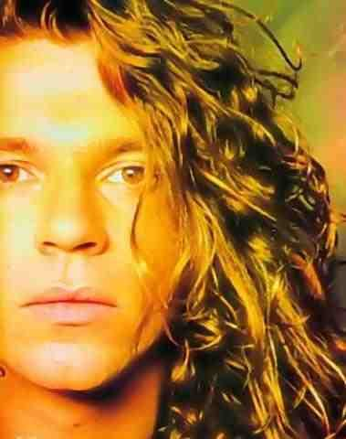 Michael Hutchence from INXS, another great talent that left us too soon!