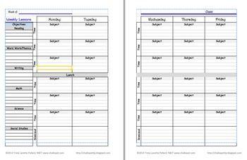 Editable Lesson Plan Template Portrait Lesson Plan Templates Editable Lesson Plan Template How To Plan