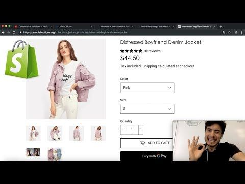 How to Sell Clothes on Shopify 2019 (3 STORE REVIEWS