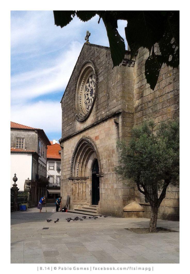 Igreja Matriz / Iglesia Matriz / Great Church.[2014 - Ponte de Lima - Portugal] #fotografia #fotografias #photography #foto #fotos #photo #photos #local #locais #locals #cidade #cidades #ciudad #ciudades #city #cities #europa #europe #tourism #igrejas #iglesias #churches @Visit Portugal @ePortugal
