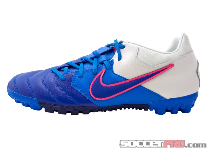 Nike Bomba Pro Turf Soccer Shoes - White with Old Royal...$67.49
