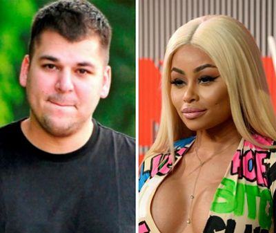Rob Kardashian drops comment on Blac Chyna's pic...as E! News confirms they are dating! - http://www.thelivefeeds.com/rob-kardashian-drops-comment-on-blac-chynas-pic-as-e-news-confirms-they-are-dating/