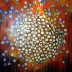 Dandelion II, 2004. Oil on Canvas