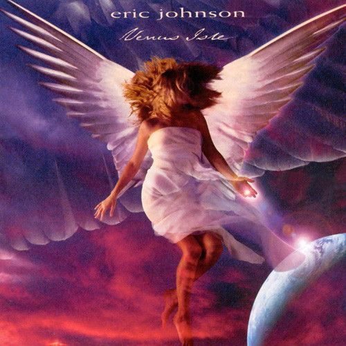 Eric Johnson - Venus Isle 180g Vinyl LP June 21 2017 Pre-order