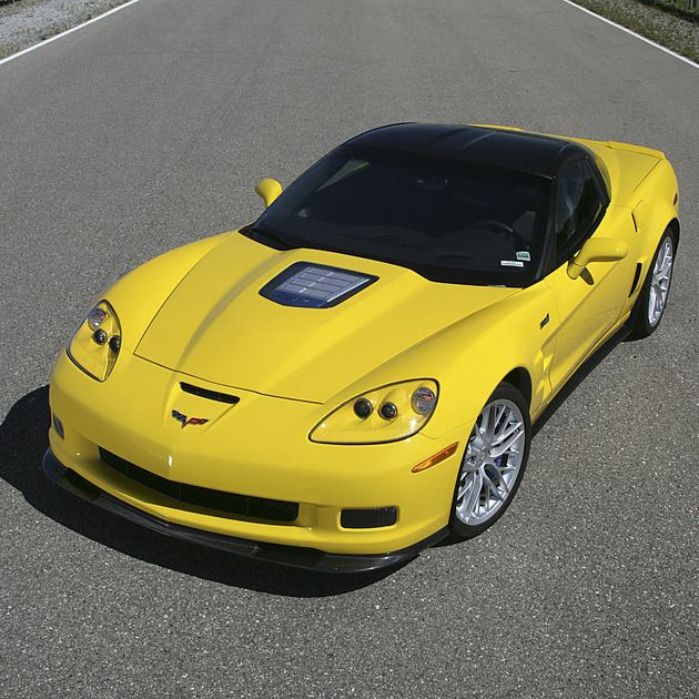 A Brief History Of Corvette Cars According To Their Generations, Dating  Back From The To The Corvettes Seen On The Road Today.