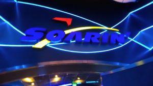 Soarin' ride at Epcot at Walt Disney World Orlando