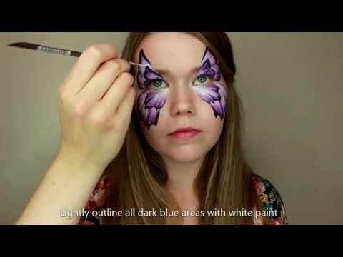 Easy 5 Minute Butterfly Tutorial! - YouTube
