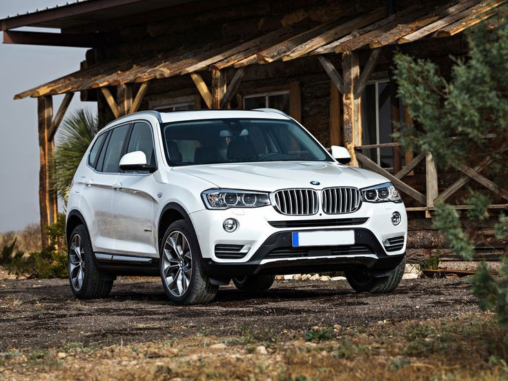 BMW X3 is a strong contender in the compact executive SUV class. #BMW #BMW_X3