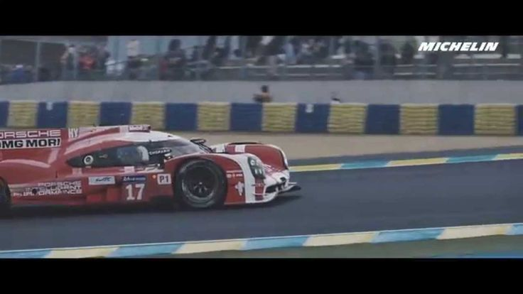 Le Mans Tyre, from conception to victory - Michelin (2015)