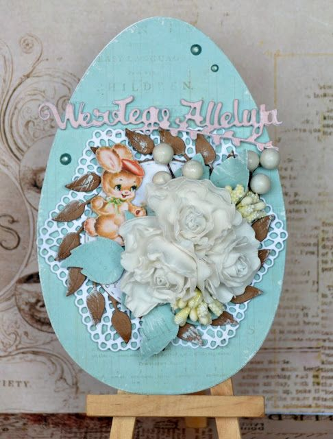 Blog Craft Passion: Pisanka / Easter egg