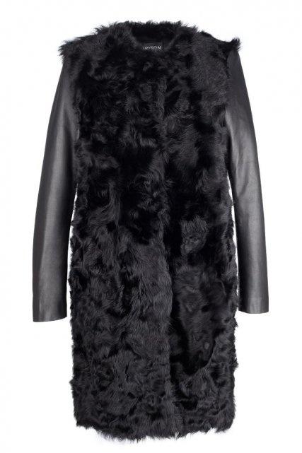 Aryton Trend Gotyk: kożuch / Gothic Trend: sheepskin jacket