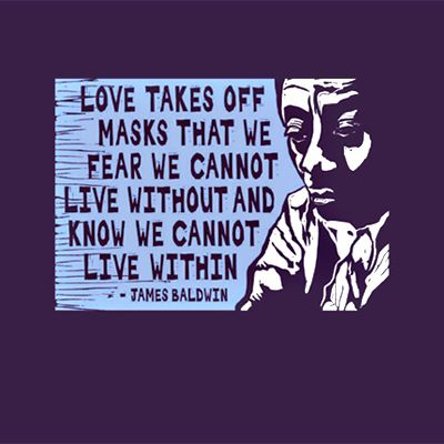 an analysis of the fear and love by james baldwin The creative process by james baldwin from creative america or it is like the aloneness of love after all---and sometimes fear the most—are those who are.