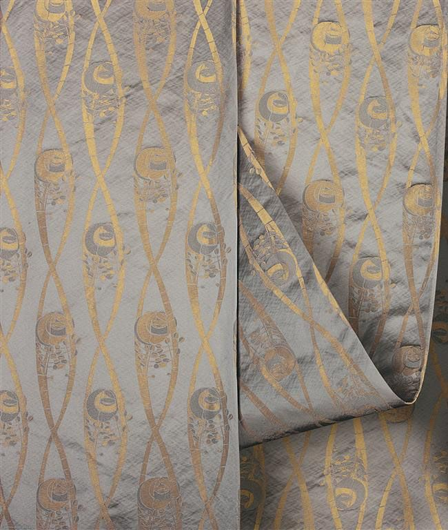 Collection I - Charleroi Grey by Rubelli