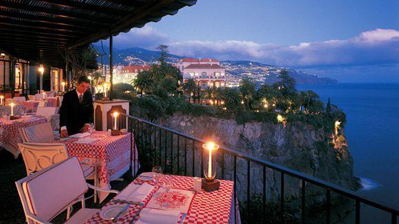 Reid's Palaca, Funchal, Portugal