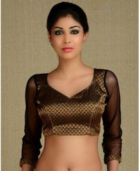 Saree blouse