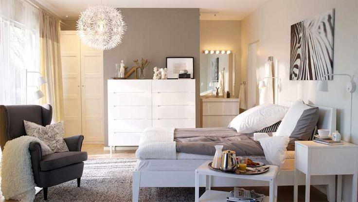 Ikea schlafzimmermöbel mit schlafzimmer wandfarbe grau creme ideen wandgestaltung schlafzimmer und beleuchtung installieren für inneneinrichtung planen schöne deko ideen haus