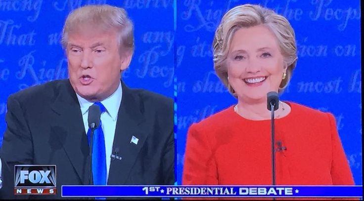 TV sales have gone up? #presidentialdebate2016