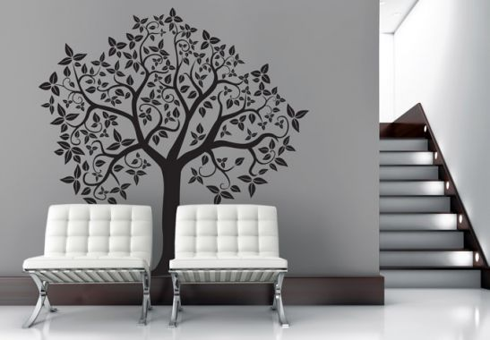 Wall Stickers - Tree 2 Wall sticker