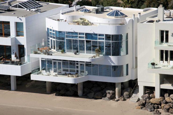 La maison lumineuse de Halle Berry