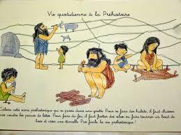 Resultado de imagen para préhistoire maternelle