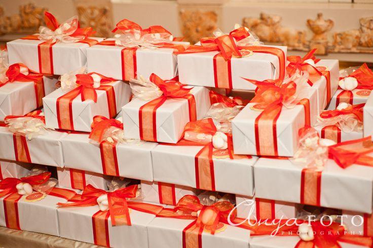 Wedding Favors anyafoto.com #wedding #weddingcakes, wedding favor ideas, wedding favor desings, orange wedding favors, orange wedding favor box, white wedding favor box