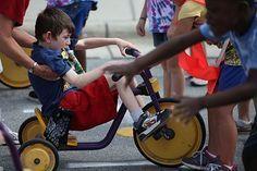 10 Actividades para Niños con Parálisis Cerebral
