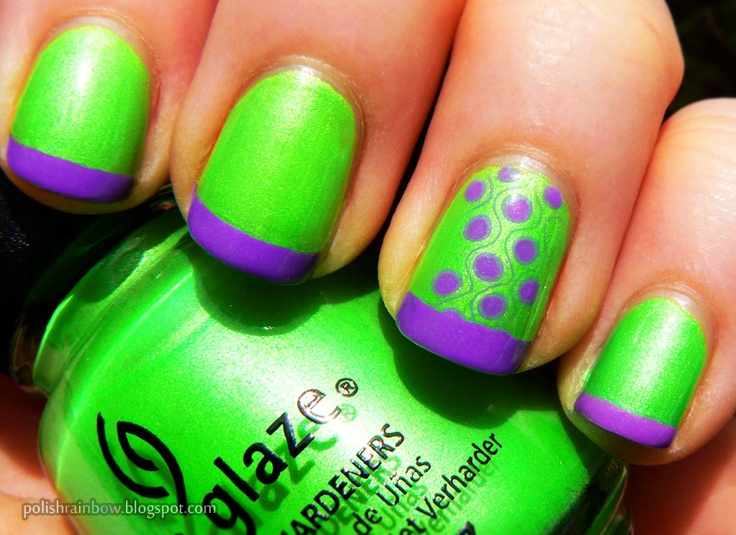 Mejores 264 imágenes de Nails en Pinterest   Estilos de maquillaje ...