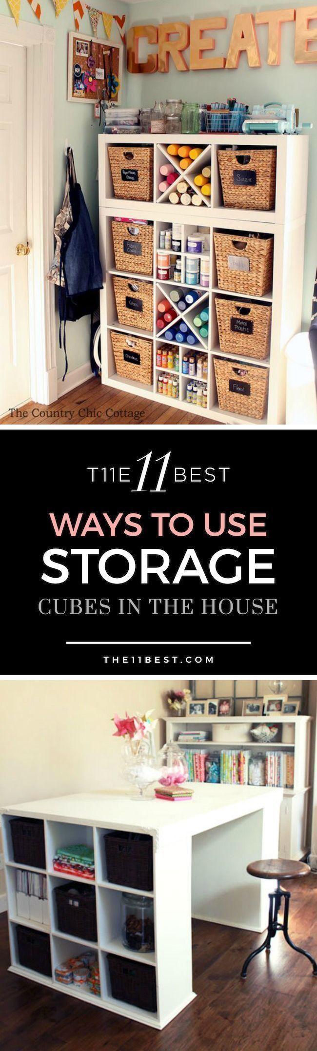 The 11 Best Ways to Use Storage