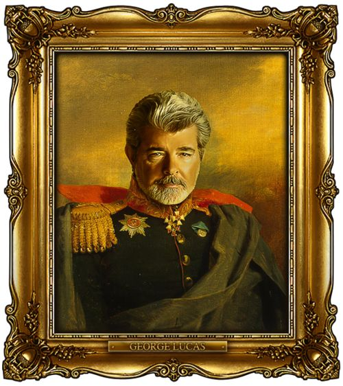 Our Lord and master George Lucas