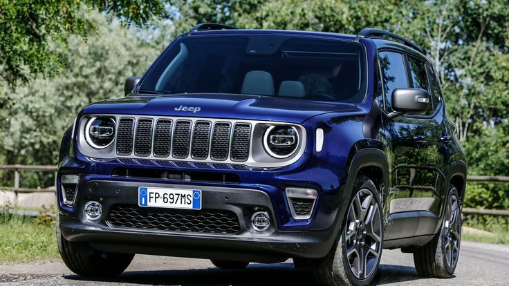 Jeep Renegade Limited 2018 4k Wallpaper Hd Car Wallpapers Id