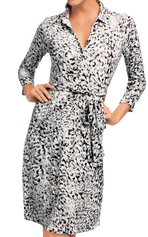 If you loved last Springs Shirt Dress you will LOVE the New Printed Shirt Dress CAbi Spring 2014
