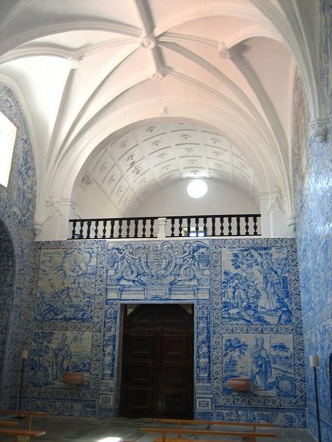 Hotel Pousada de Arraiolos by bearwolve, via Flickr #Portugal