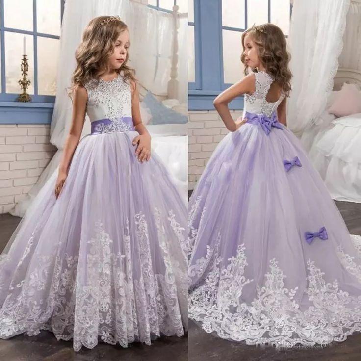 17 best ideas about prom dresses for kids on pinterest for Kids wedding dresses online