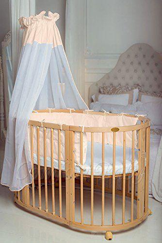 ber ideen zu babybett massivholz auf pinterest. Black Bedroom Furniture Sets. Home Design Ideas