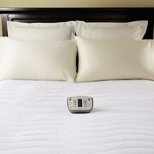 Sunbeam Therapeutic Heated Mattress Pad Full ** Continue to the product at the image link.