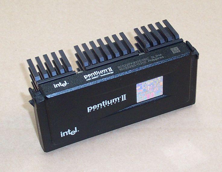 Pentium II 300Mhz