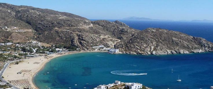 Ios Island has some of the most spectacular and clean beaches in the Greek Islands. Ios has nearly 75km of beautiful white sandy beaches and turquoise coastlines around the island. #Greece