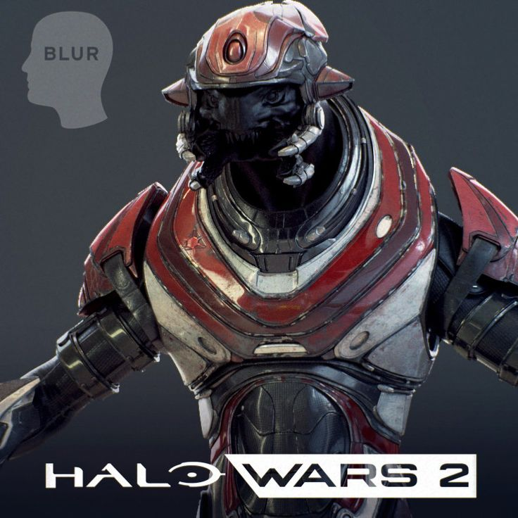 Blur Studio / Halo Wars 2 - Cinematic Cutscenes (Sangheili Banished Soldier armor), David Munoz Velazquez on ArtStation at https://www.artstation.com/artwork/O462e