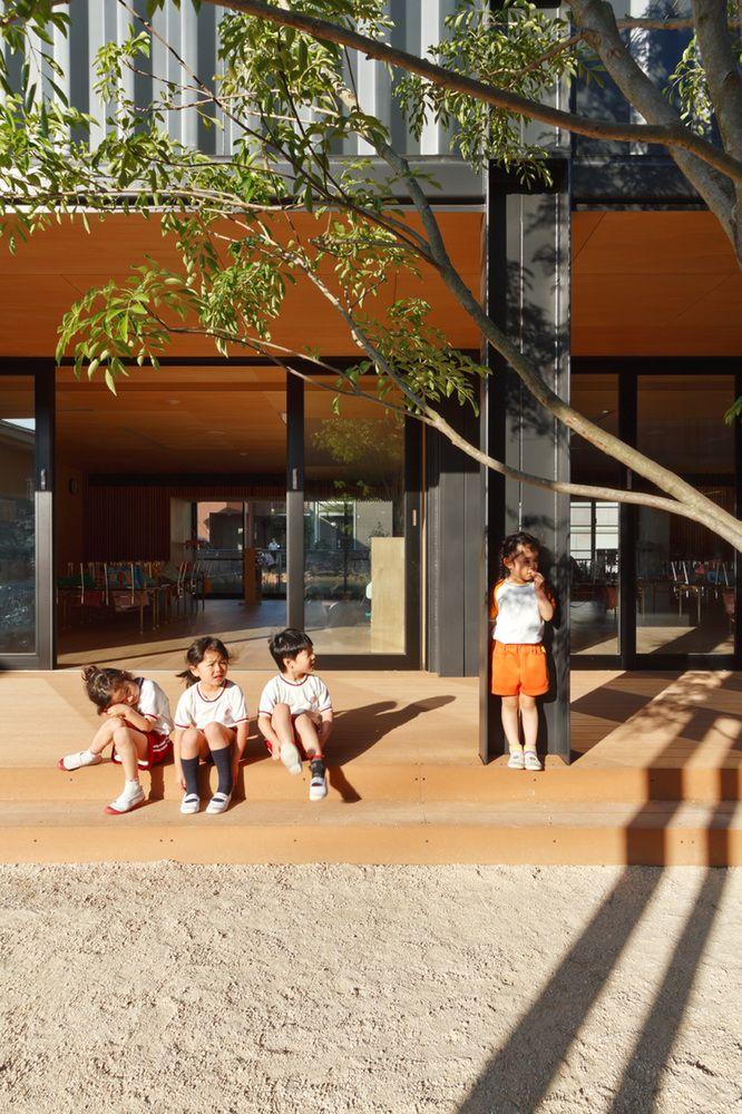 OA Kindergarten,© Studio Bauhaus, Ryuji Inoue