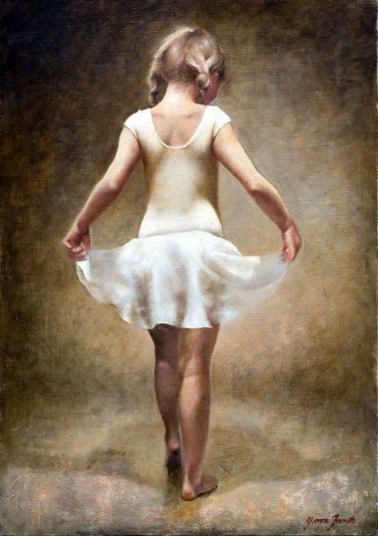 Yvonne Jeanette Karlsen - little dancer 2