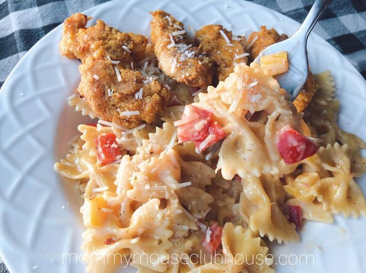 Cheesecake Factory Louisiana Chicken Pasta
