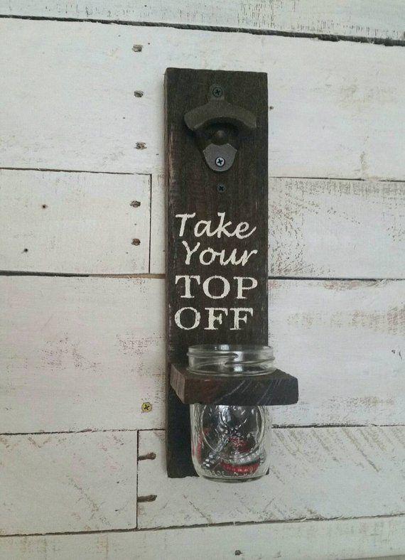 Pin By Scott Beardsley On Woodworking Bottle Cap Opener Wood Diy Beer Bottle Opener