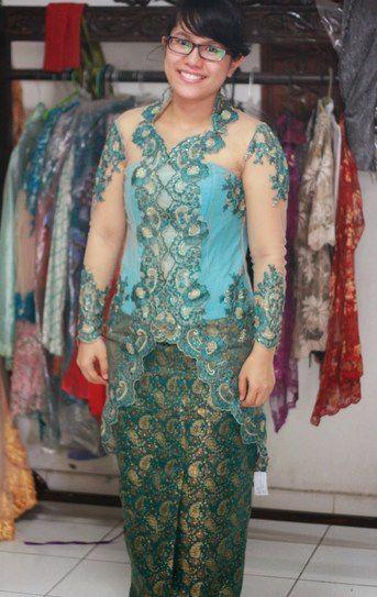Model Kebaya Untuk Wisuda Orang Gemuk Terbaru Modis Fashion Modis