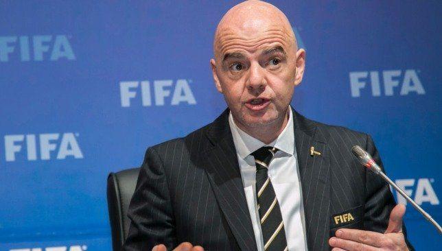 رئيس الفيفا يوضح الموعد التقريبي لعودة كر القدم In 2020 Fifa