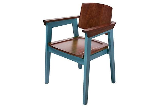 AHA Chair, Blue on OneKingsLane.com